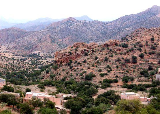 Maroc - Au coeur du Massif Siroua - Les matins du monde