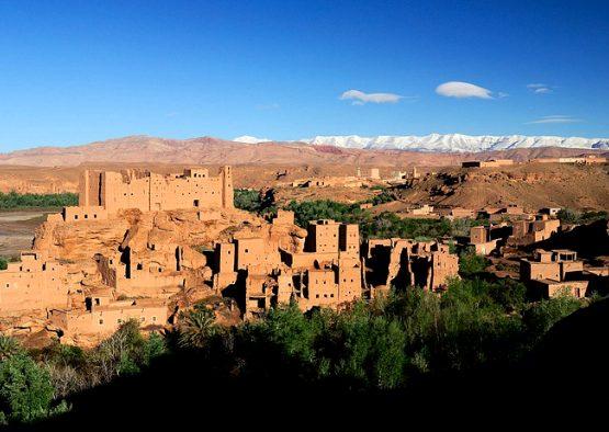 Maroc - Vallée des Roses - Les matins du monde