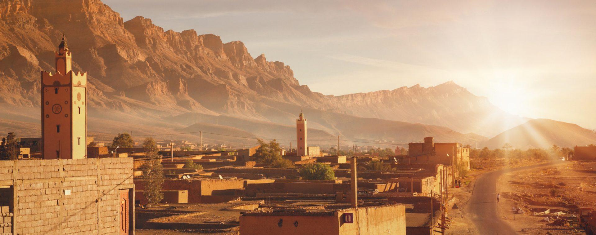 Maroc - Le Jbel Rat – Haut-Atlas marocain - Les matins du monde
