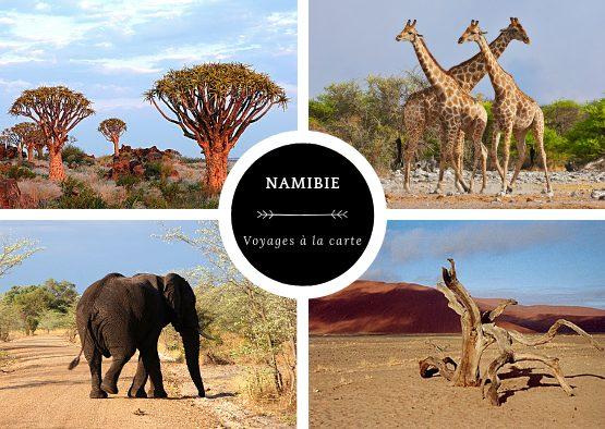 Namibie - A la carte : votre voyage sur mesure