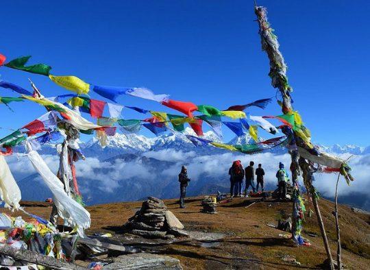 Népal - Langtang, pays sacré