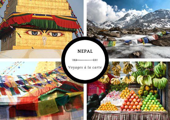 Népal - A la carte : votre voyage sur mesure - Les matins du monde