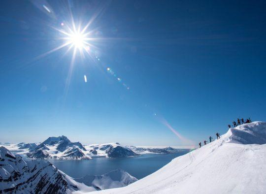 Norvège - Ski de randonnée dans le Finnmark