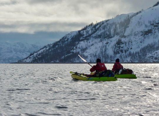 Norvège - Grand nord norvégien, Finnmark