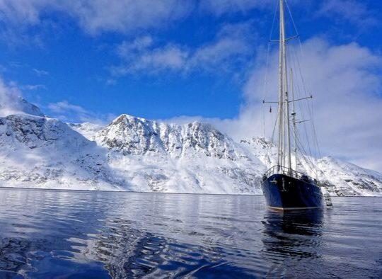 Norvège - Ski de randonnée et voile en itinérance dans les Alpes de Bodo et les îles Lofoten