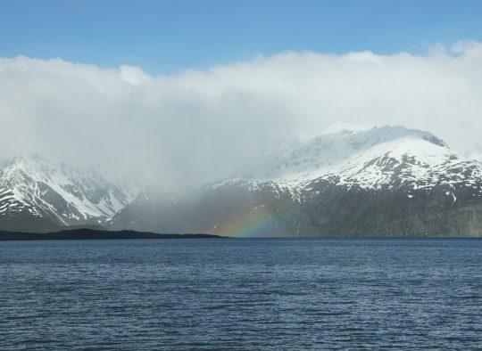 Norvège - Bateau - Ski de randonnée dans les Lofoten