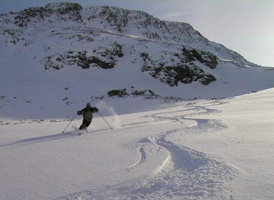 Norvège - Ski de randonnées dans les Alpes de Lyngen