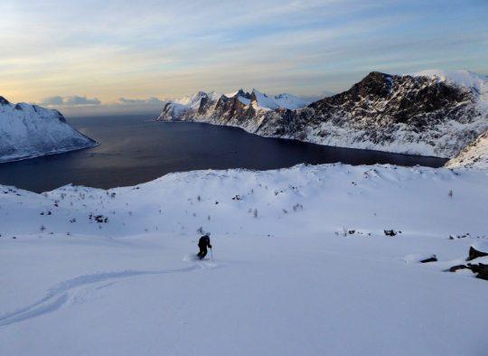 Norvège - Île de Senja - Les matins du monde