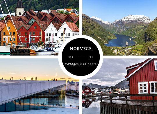Norvège - A la carte : votre voyage sur mesure - Les matins du monde