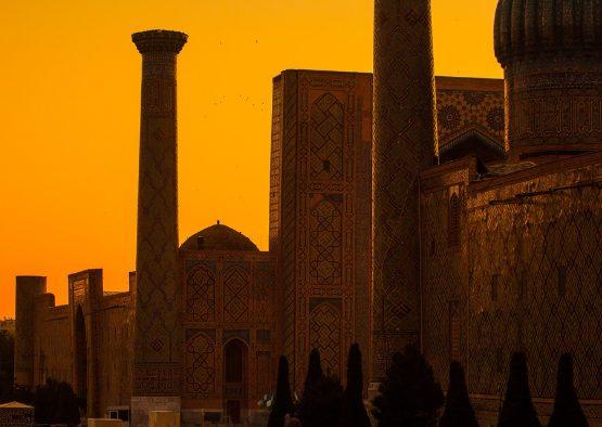 Ouzbékistan - Sur la Route Royale de Samarcande