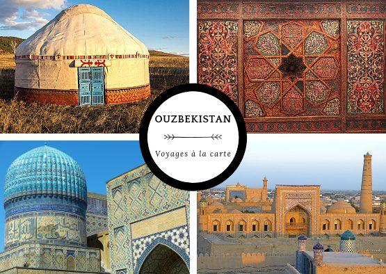 Ouzbékistan - A la carte : votre voyage sur mesure - Les matins du monde