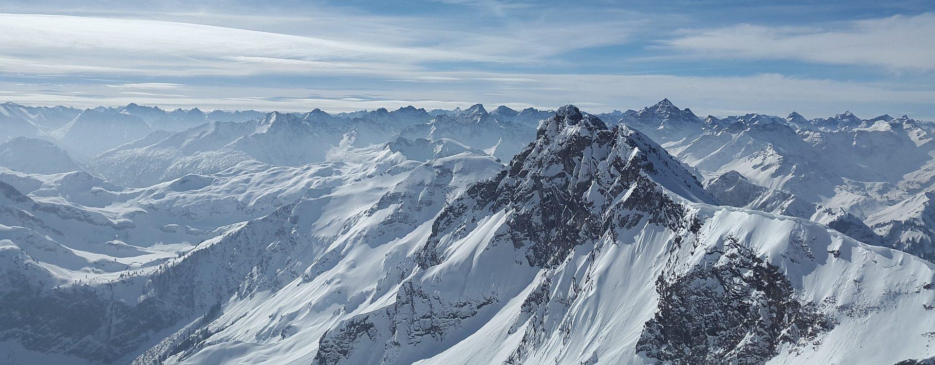 Autriche - Silvretta par les sommets - Les matins du monde