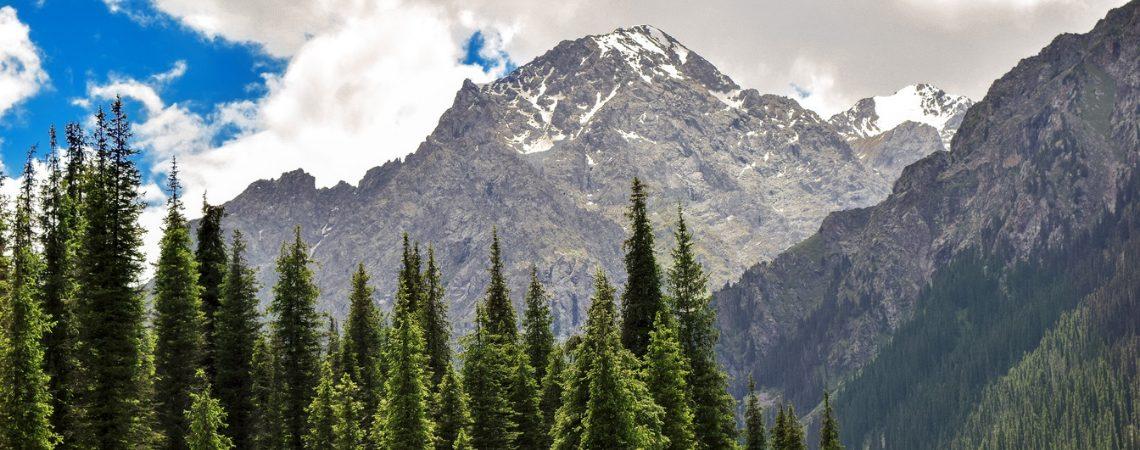 Kazakhstan - Ski au cœur de l'Asie Centrale - Les matins du monde