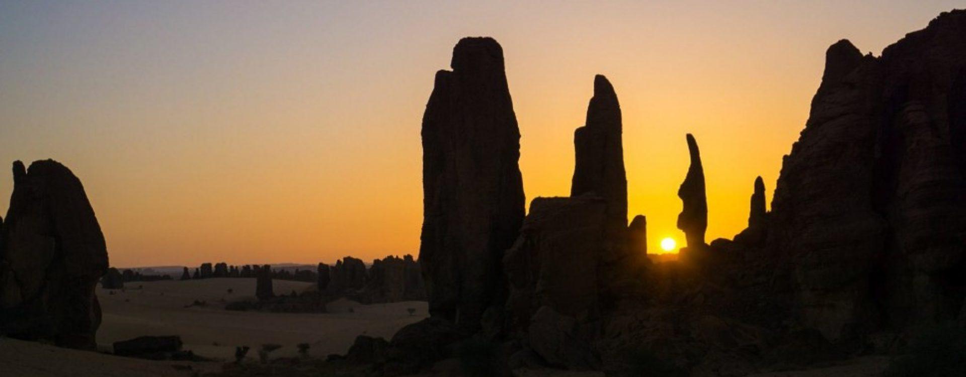 Tchad - Escalade exploration dans le désert de l'Ennedi - Les matins du monde