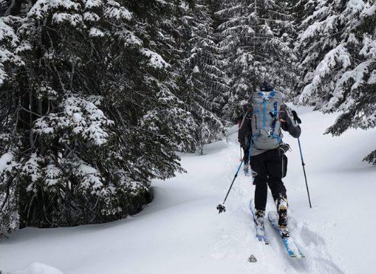 Tatras à ski - Les matins du monde