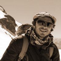 Robin Coullet - Ortles, raid itinérant à ski de randonnée