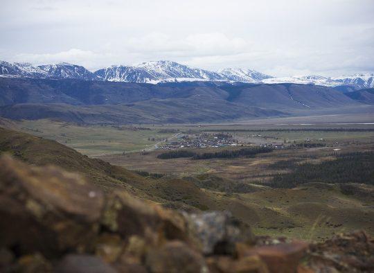 Altaï, massif de l'Aktru - Les matins du monde