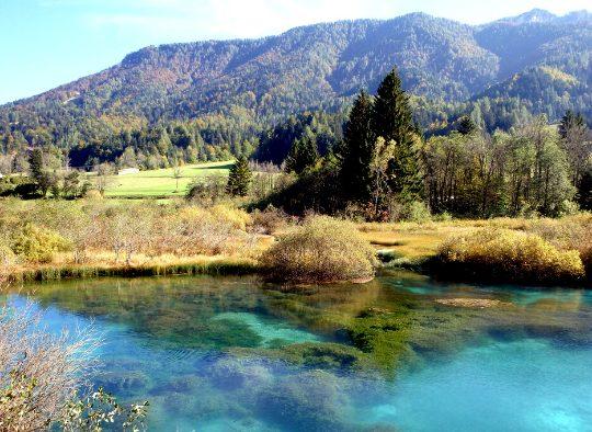 Découverte du Triglav - Vallées de la Soca et de Voje - Les matins du monde