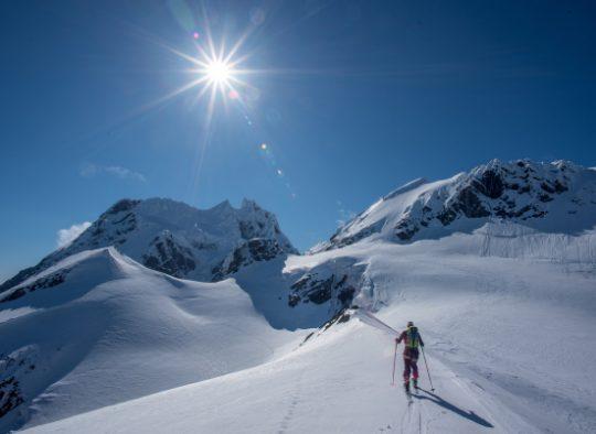Spitzberg - Ski voile au pays des glaces et des Ours