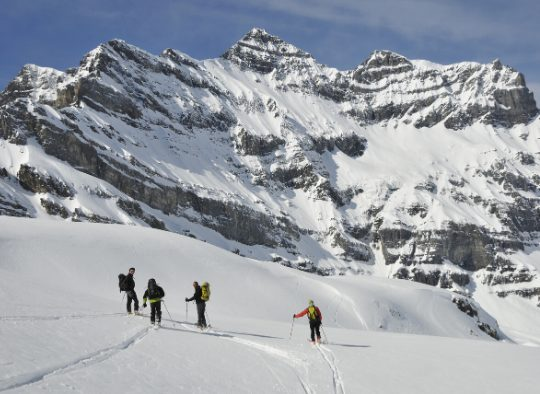 Suisse - Le tour des Dents du Midi