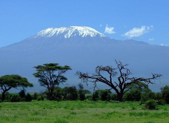 Tanzanie - Kilimandjaro par la voie Machame