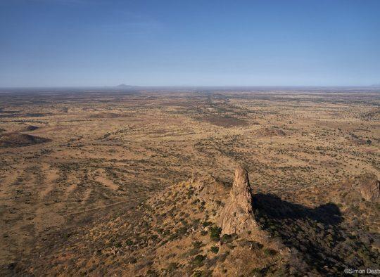 Tchad - Escalade exploration dans le désert de l'Ennedi