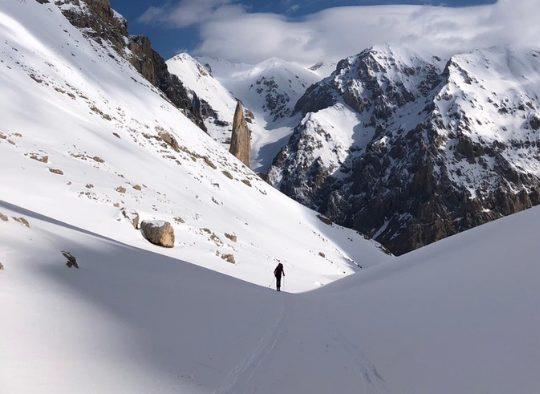 Ski en Anatolie - Les matins du monde