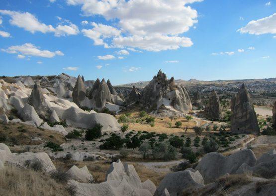 Turquie - Randonnée en Cappadoce - Les matins du monde