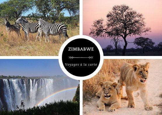 Zimbabwe - A la carte : votre voyage sur mesure - Les matins du monde